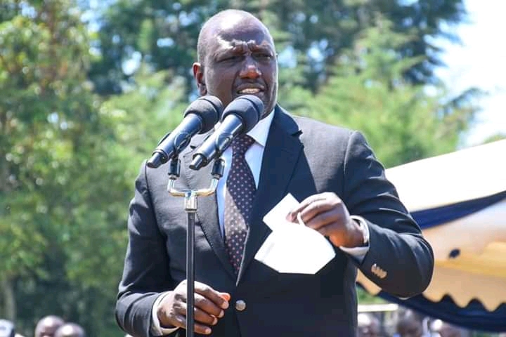 William Ruto says use of Police to intimidate and blackmail senators wrong