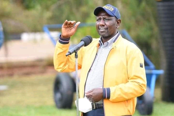 William Ruto asks Leaders to exercise restraint in their talk