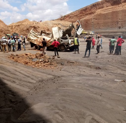 Three killed in Juja Quarry collapse