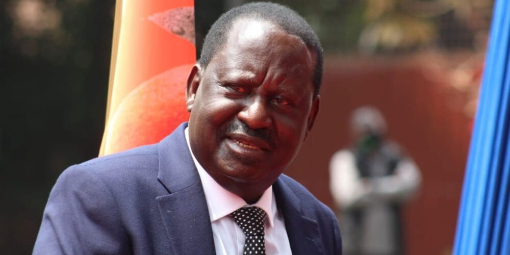 Raila Odinga to decide whether to be in government or opposition
