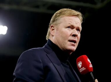 Manager Ronald Koeman wants the talisman to stay at the club. Image/Daily Mail