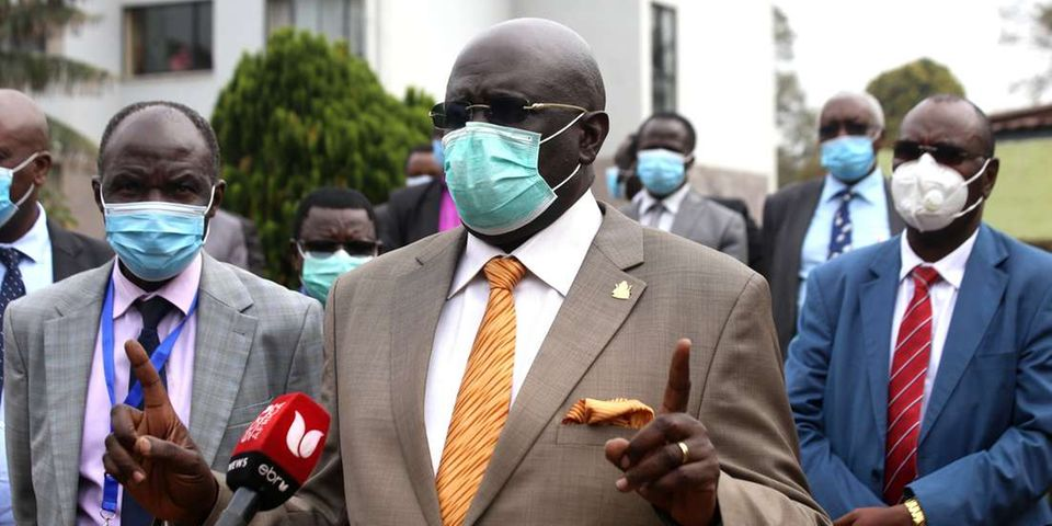 Magoha Tells Parents to prepare for learning resumption.