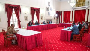 The president has promised counties 50 billion in 2021/2022 financial year