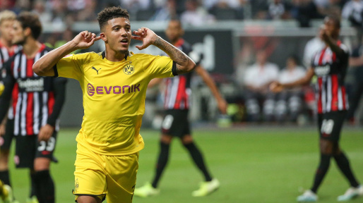 Manchester United table final bid to sign Sancho
