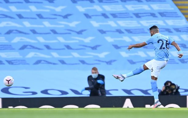 Manchester City 2 Leicester City 5