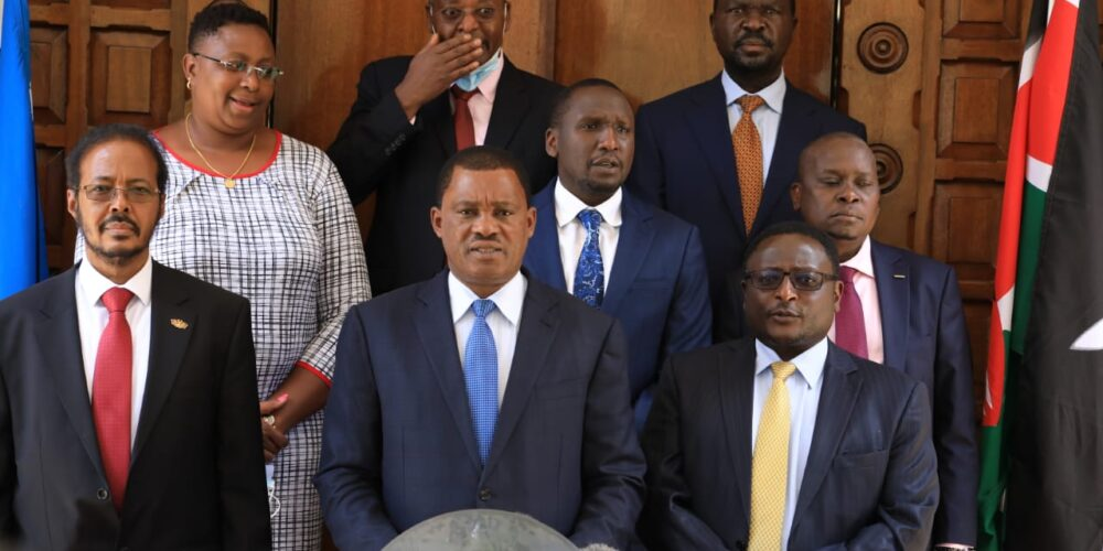 Parliamentary Service Commission Moves To High Court To Challenge Maraga's Advisory