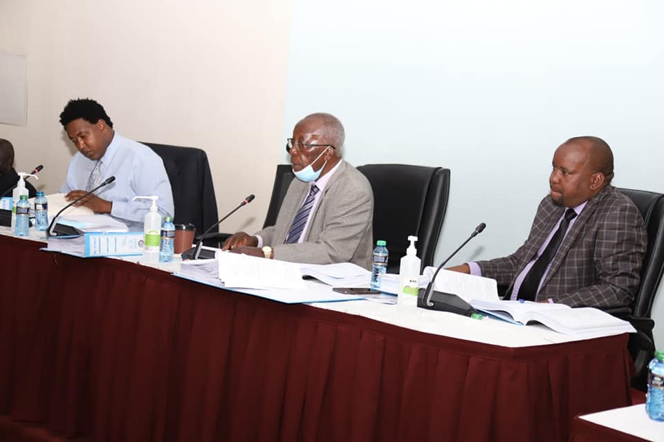 County Public Accounts and Investment Committee