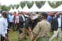 Drama as Man Attacks DP Ruto While Leaving Muranga Event [PHOTOS]