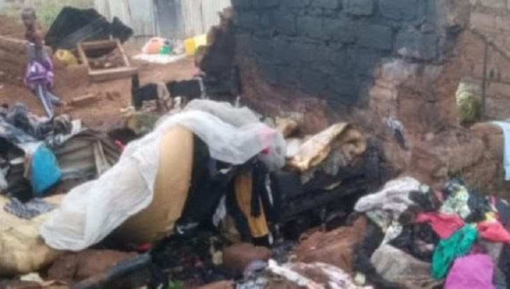 Two boys burn to death in Thika